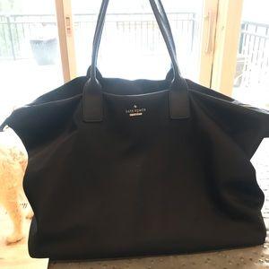 Kate Spade Navy Nylon Bag